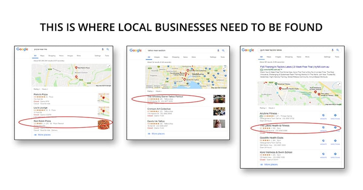 Getting your business found on Google